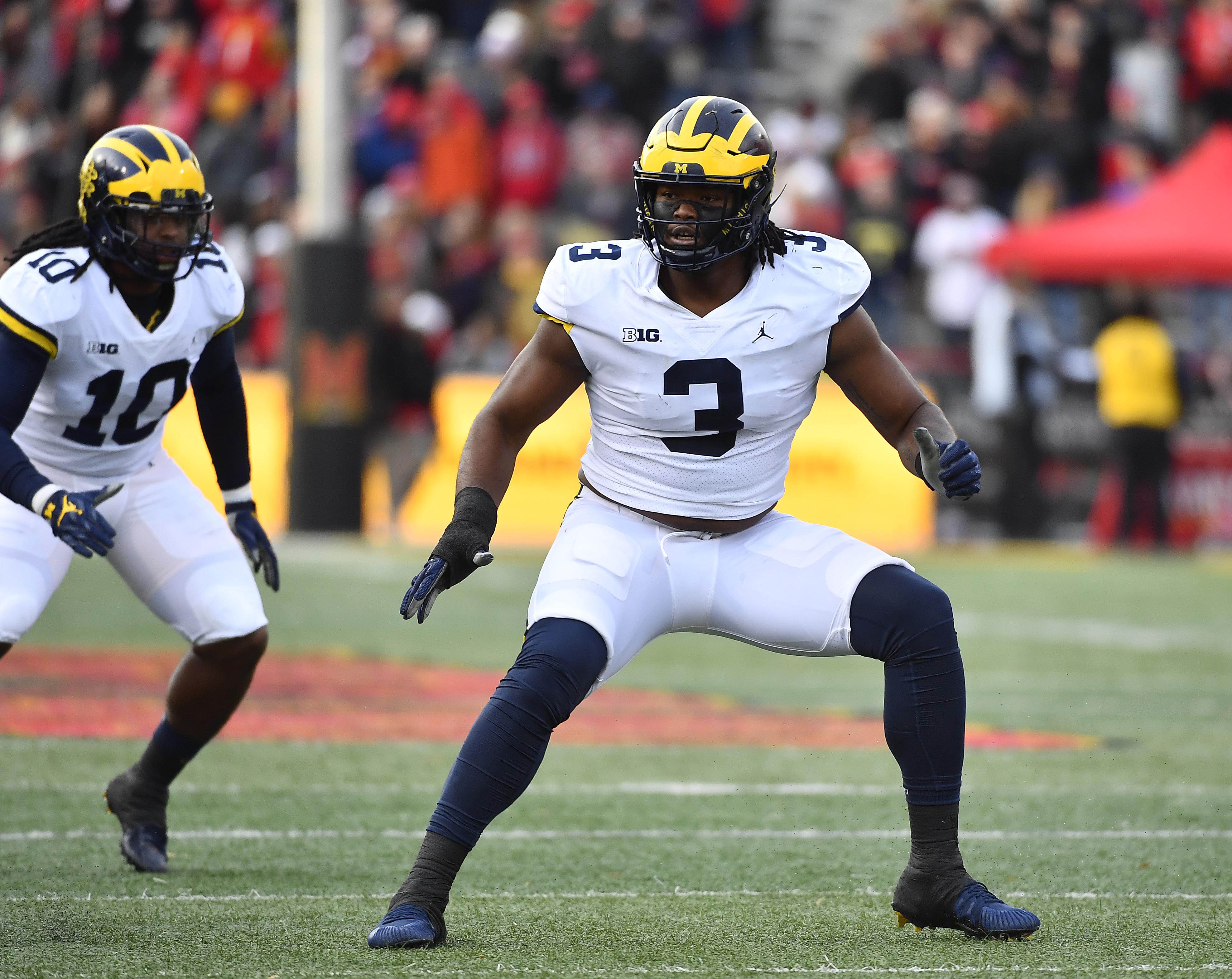 Packers' Top Pick Rashan Gary Could Be Feast or Famine