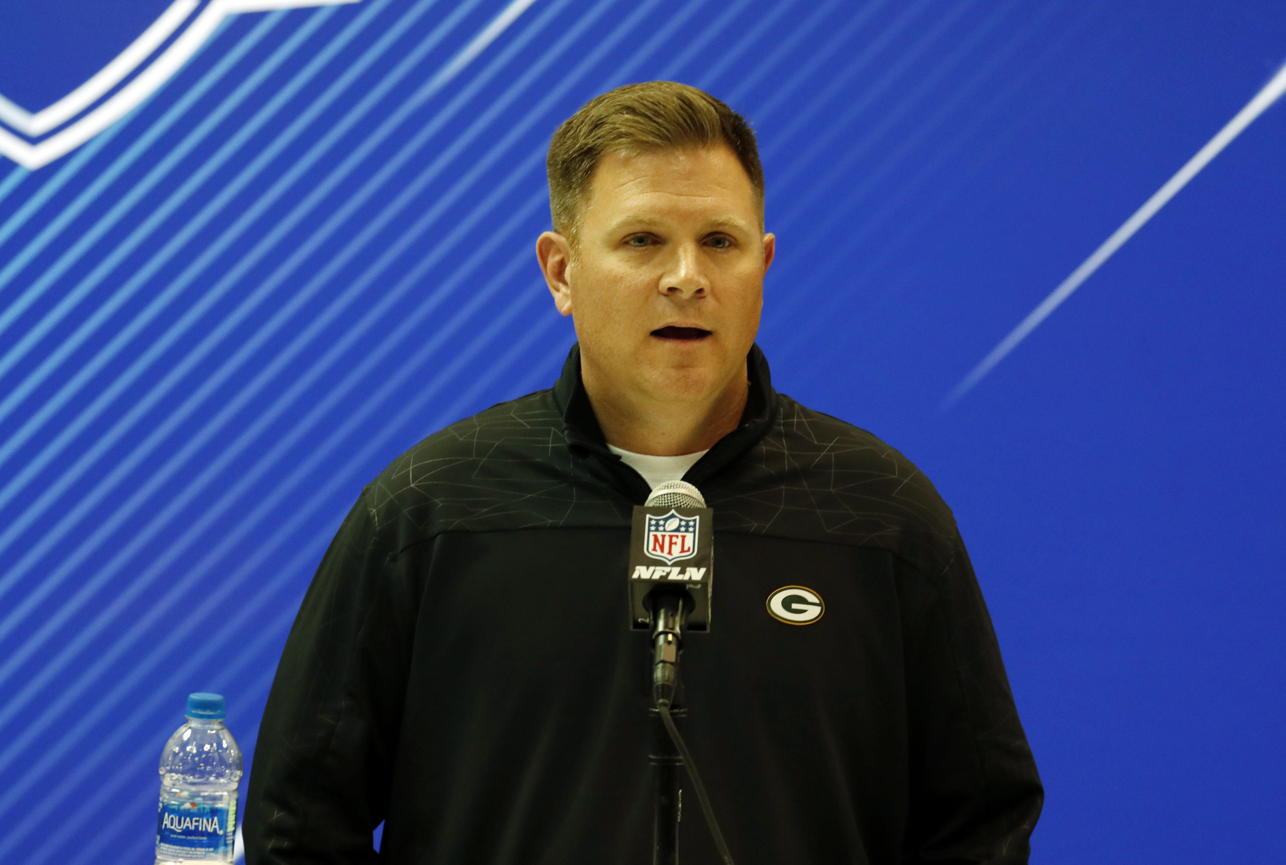 Packers GM Gutekunst Seeking Best Player Available in Draft