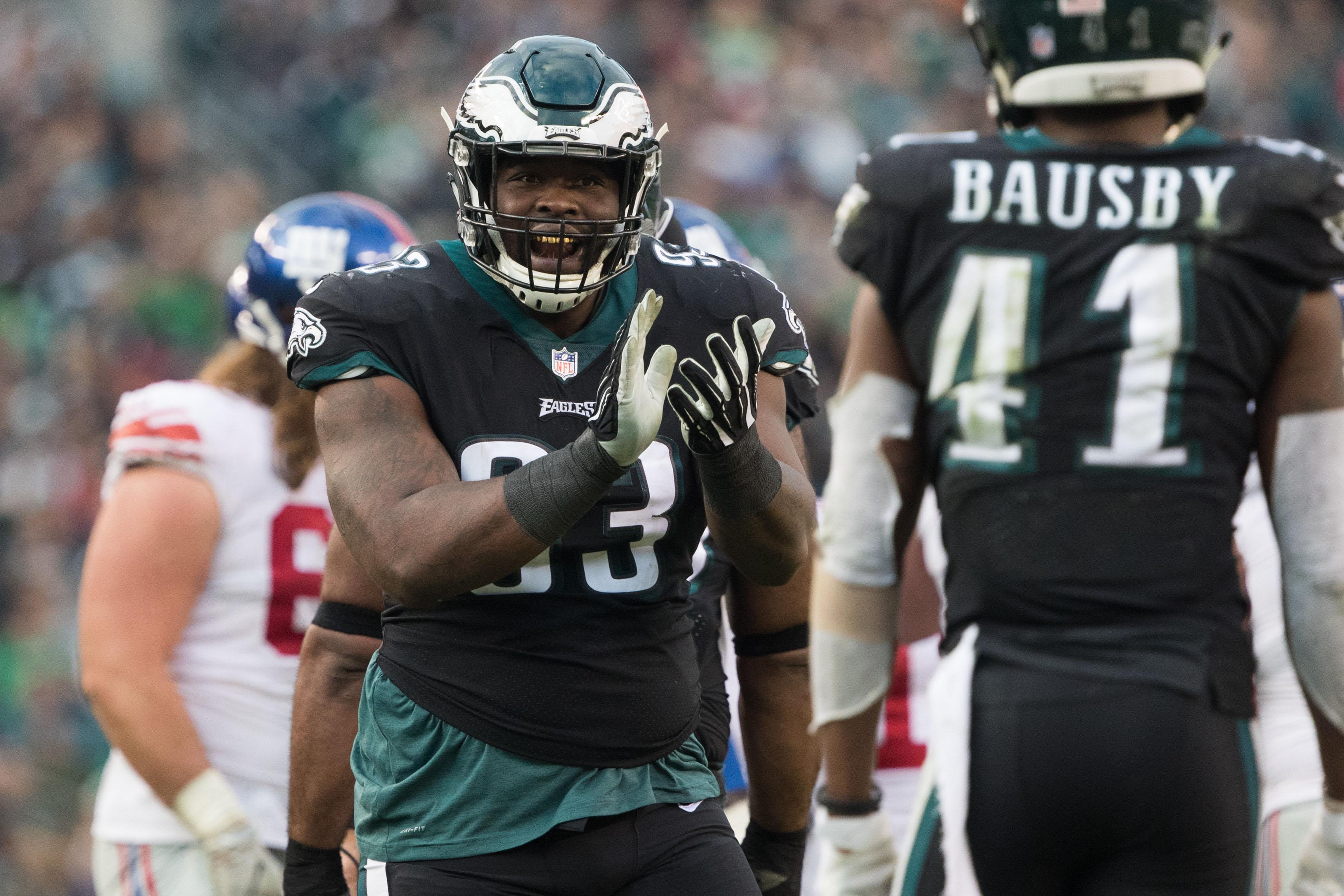 NFL rumors: Eagles re-sign Tim Jernigan