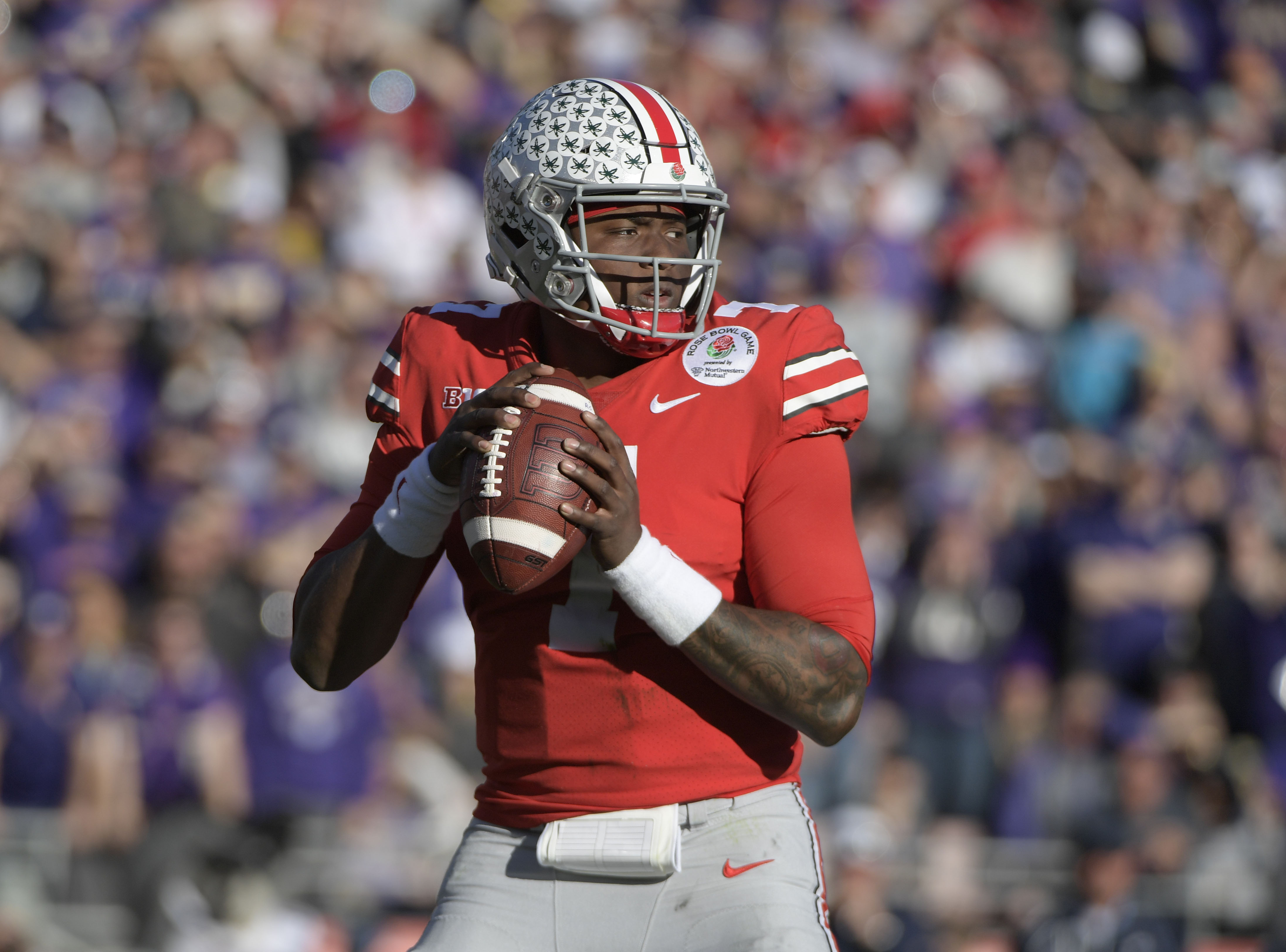 Could Dwayne Haskins' Inner Circle Affect His Draft Stock?
