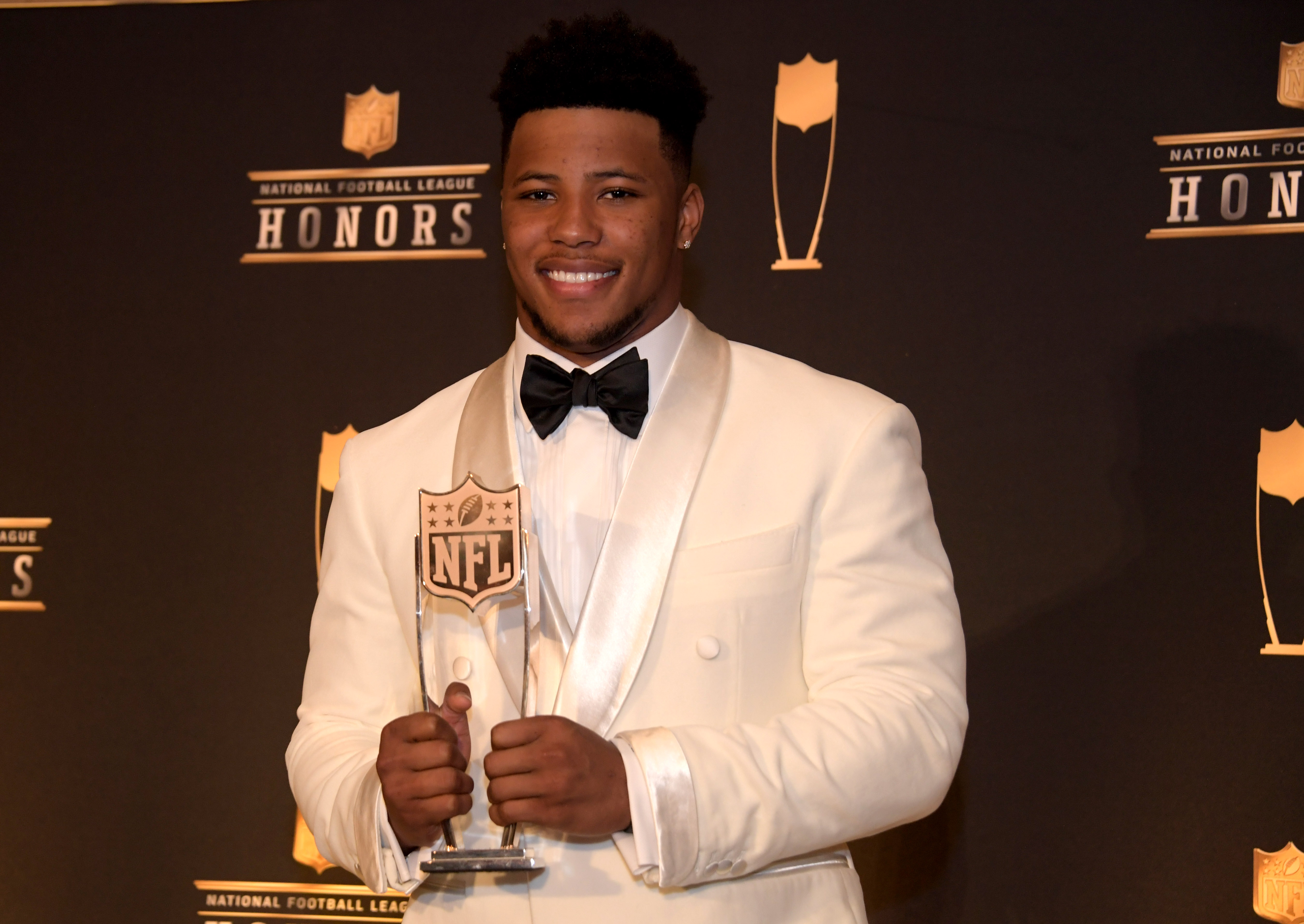 Saquon Barkley out to prove Giants made right decision to draft him, not QB