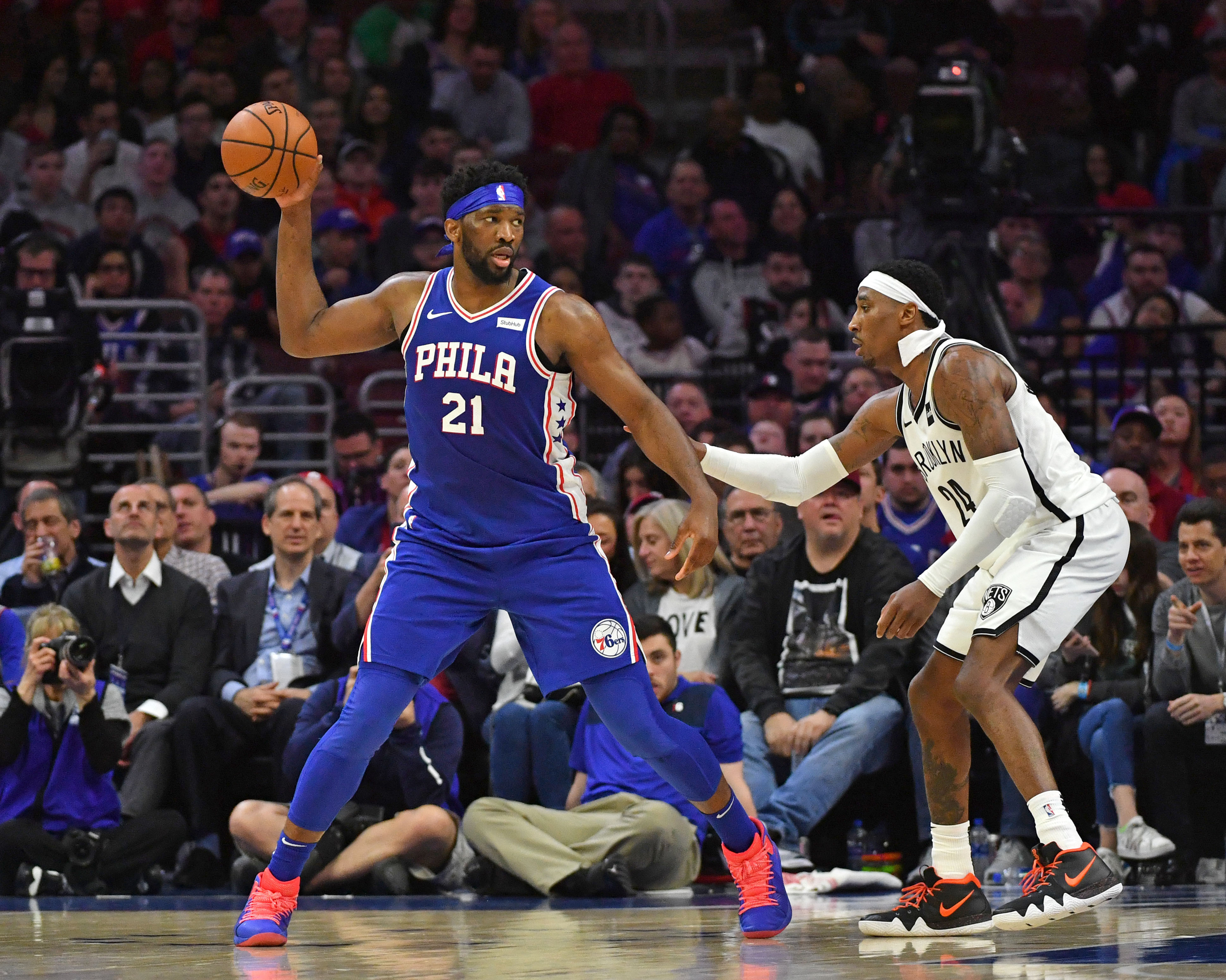 2019 NBA Playoffs: Three things to watch for in Sixers vs. Nets