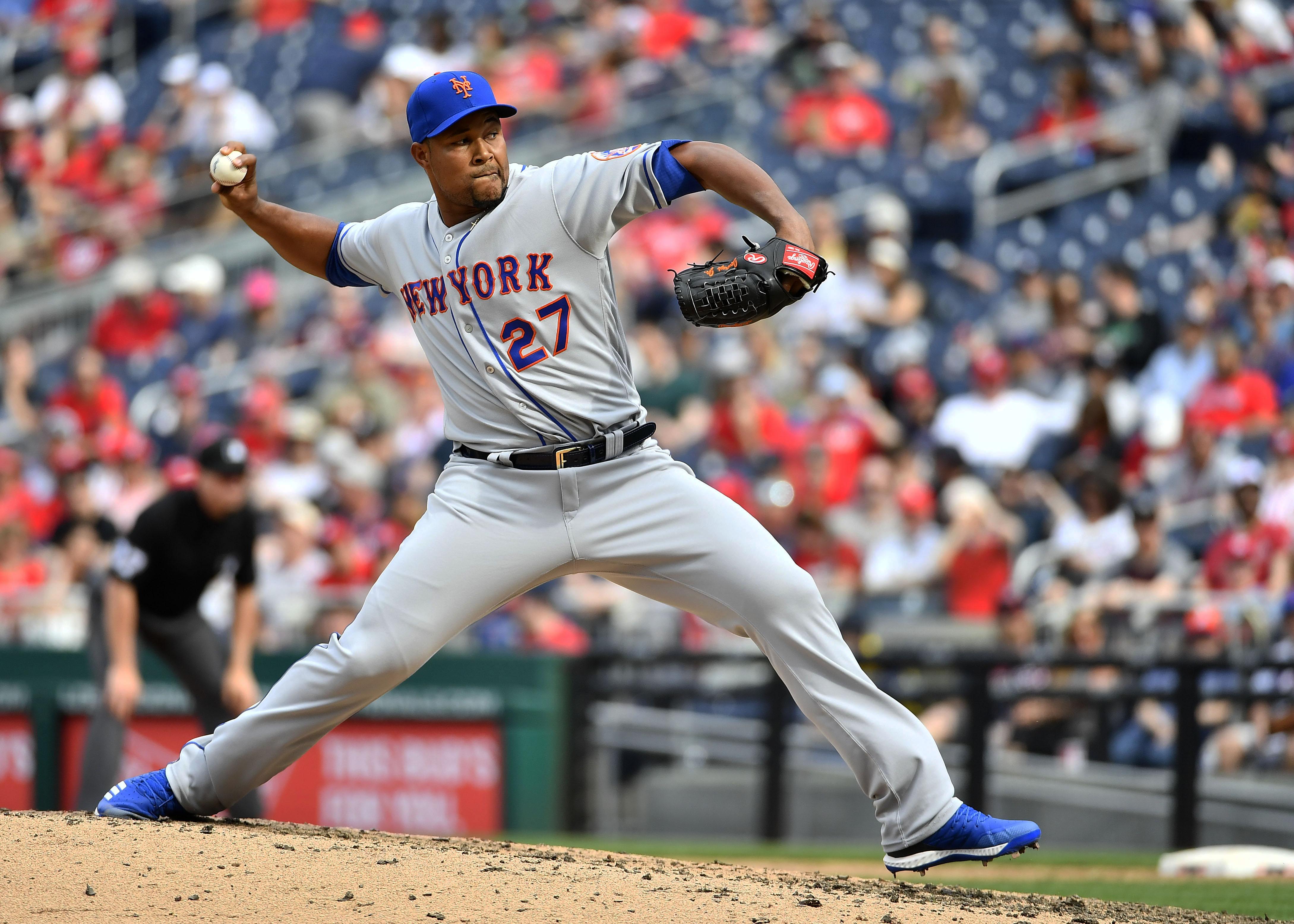 New York Mets' bullpen has been a complete mess