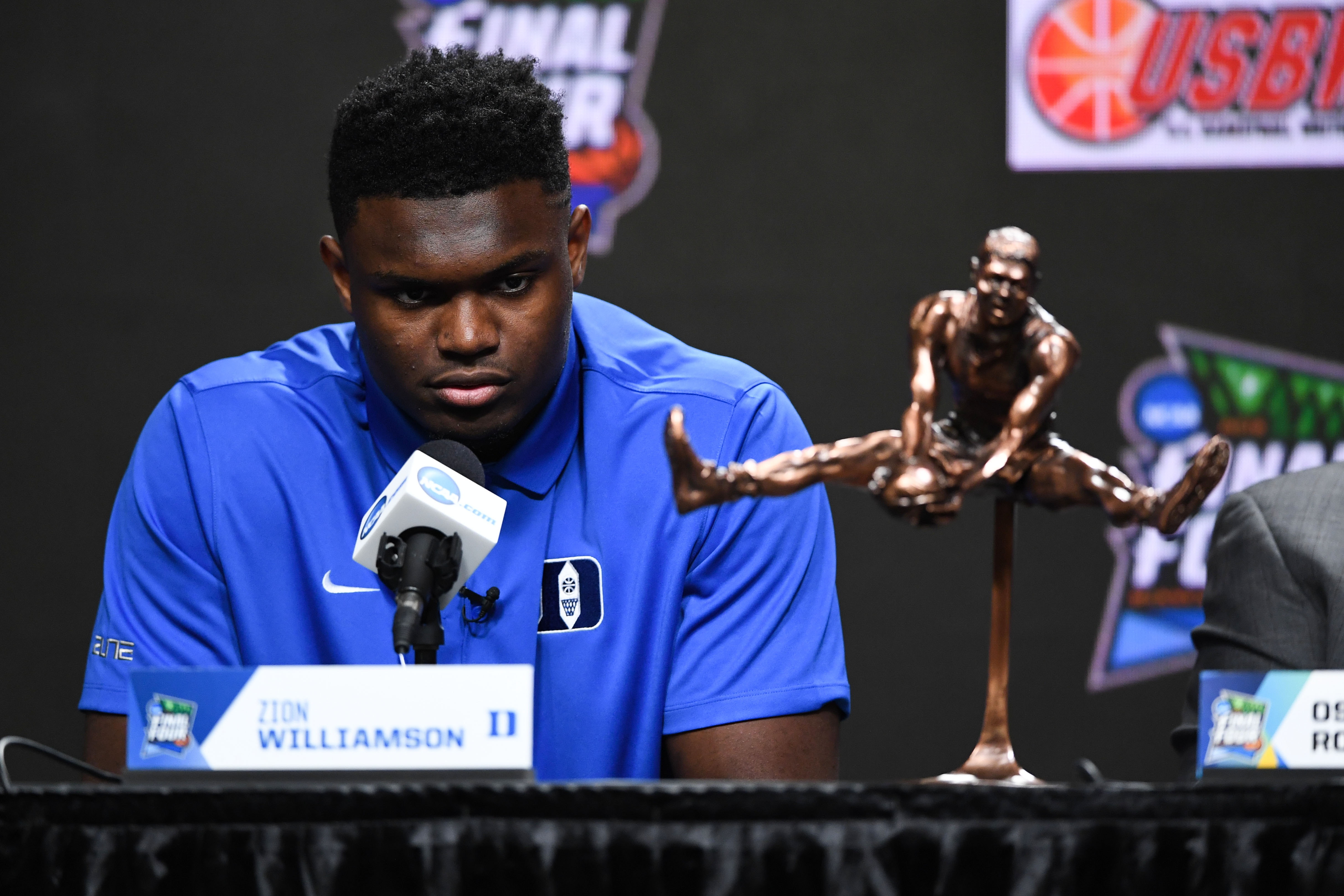 Zion Williamson would 'love' to play for Knicks if drafted by team