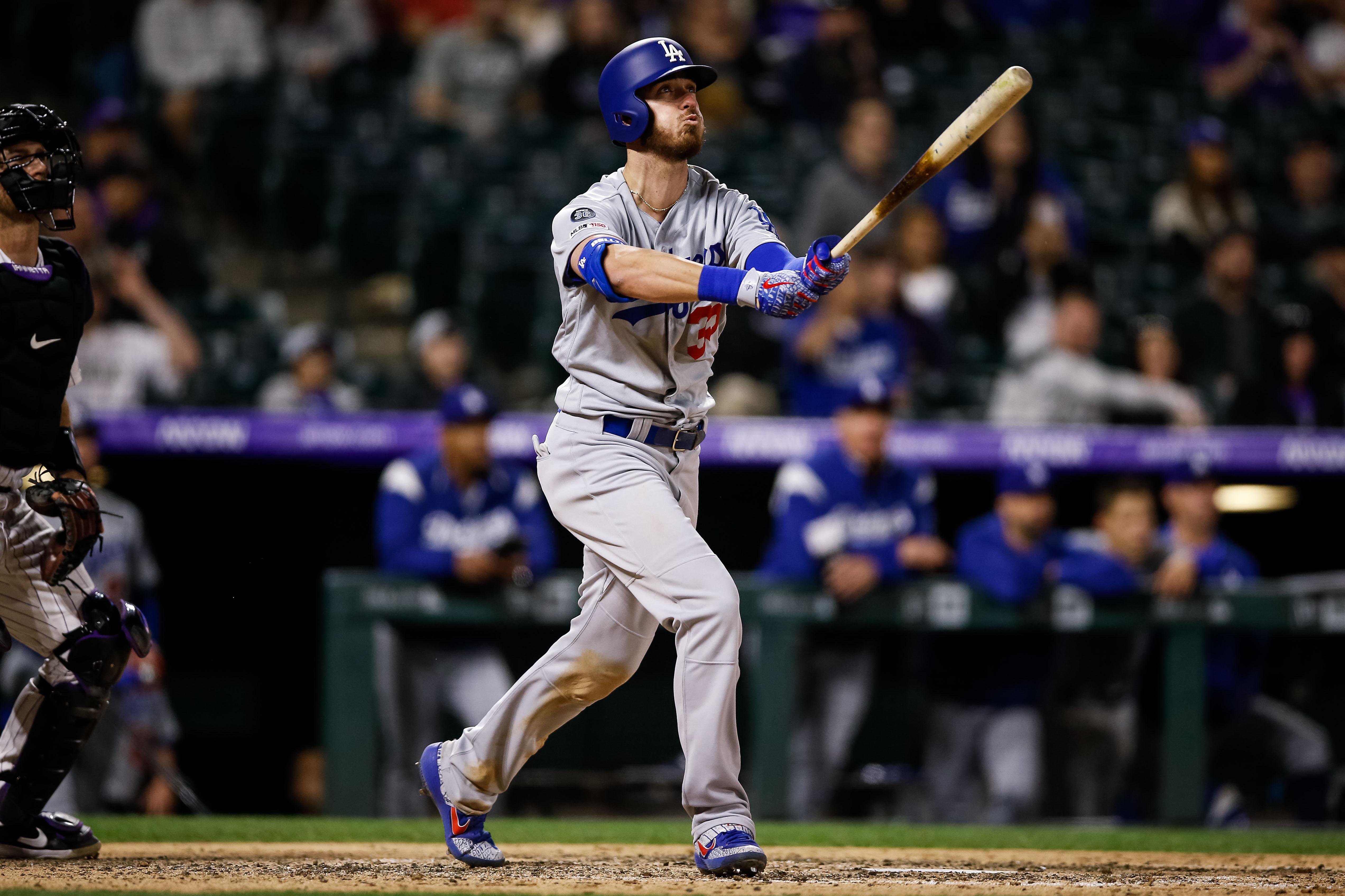 Cody Bellinger's fantasy baseball stock just keeps on rising