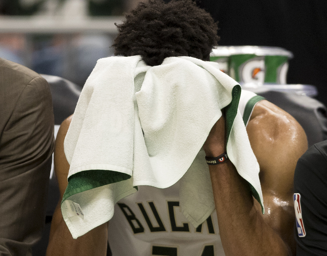 Your Morning Dump... Where the Celtics had a second guy every time Giannis turned