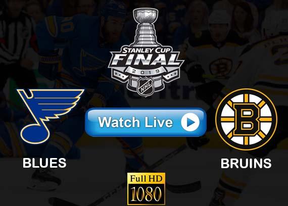 Blues vs Bruins reddit streams