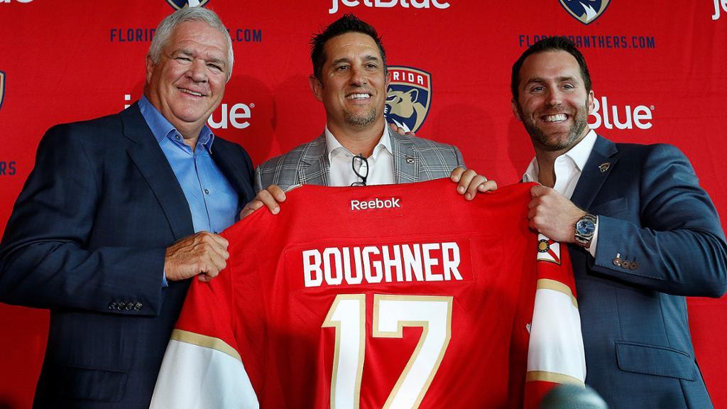 Off-Season Targets: Bob Boughner