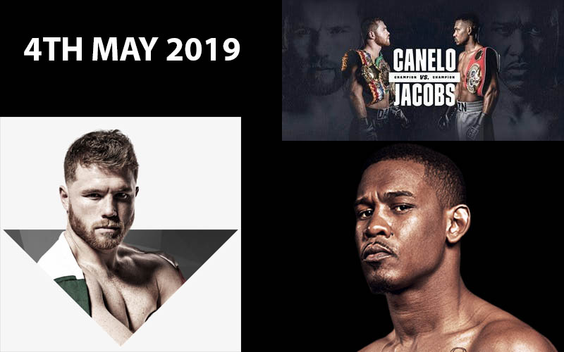 Canelo vs Jacobs live streaming channels world wide