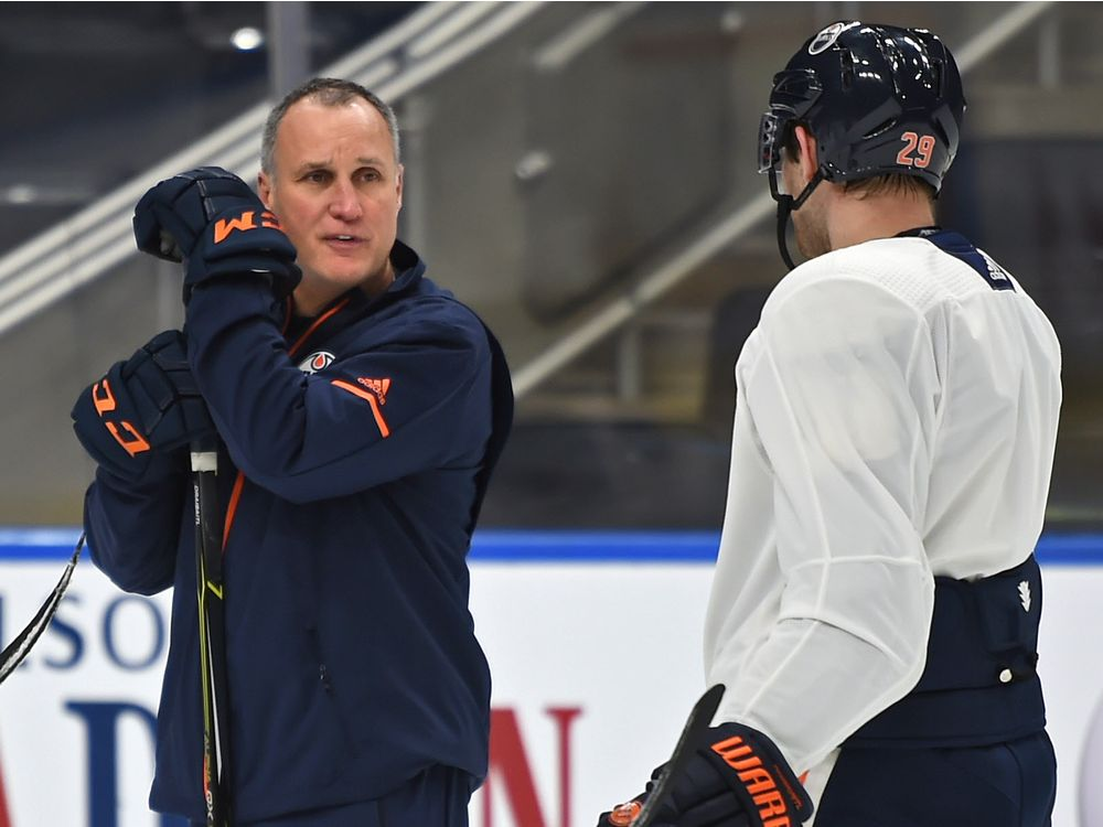Oilers Believe They Have Leadership Needed For Playoff Run