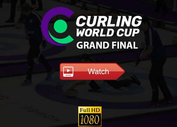Curling World Cup grand final live online stream