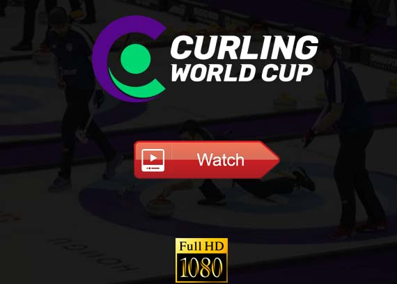 Curling World Cup live online channels