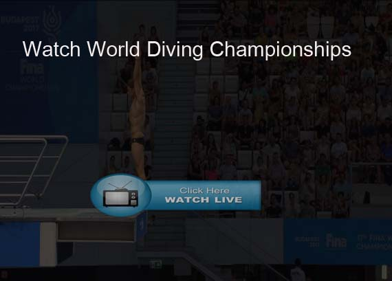 World Aquatics Championships Live Stream