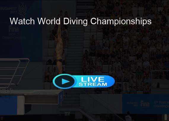 World Diving Championships 2019 Live