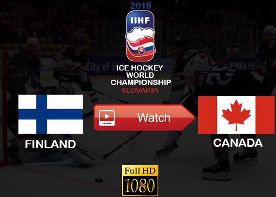 Finland vs Canada live streaming channels