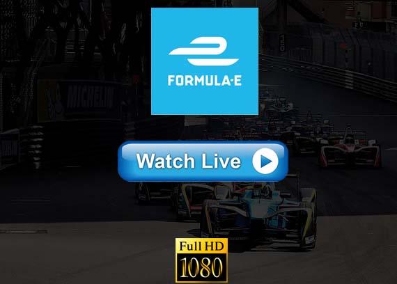 Formula E Monaco live stream