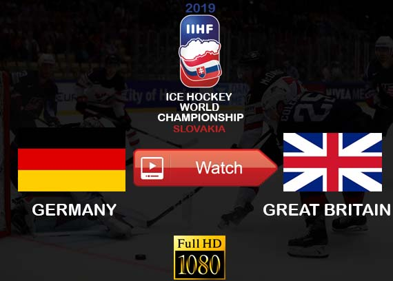 Germany vs Great Britain live stream