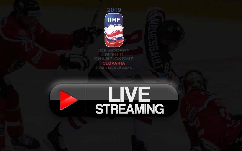 Watch IIHF World Championship Live Stream online