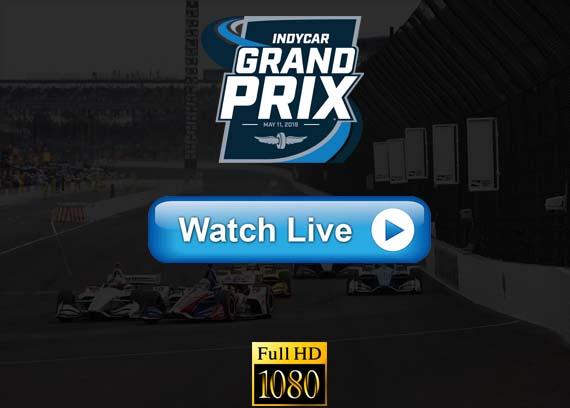 Indycar Grand Prix live stream
