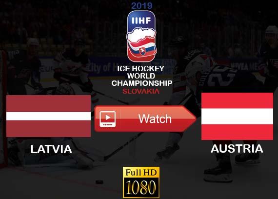 Latvia vs Austria live stream options