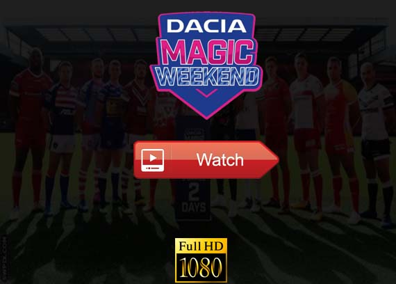 Magic Weekend live stream