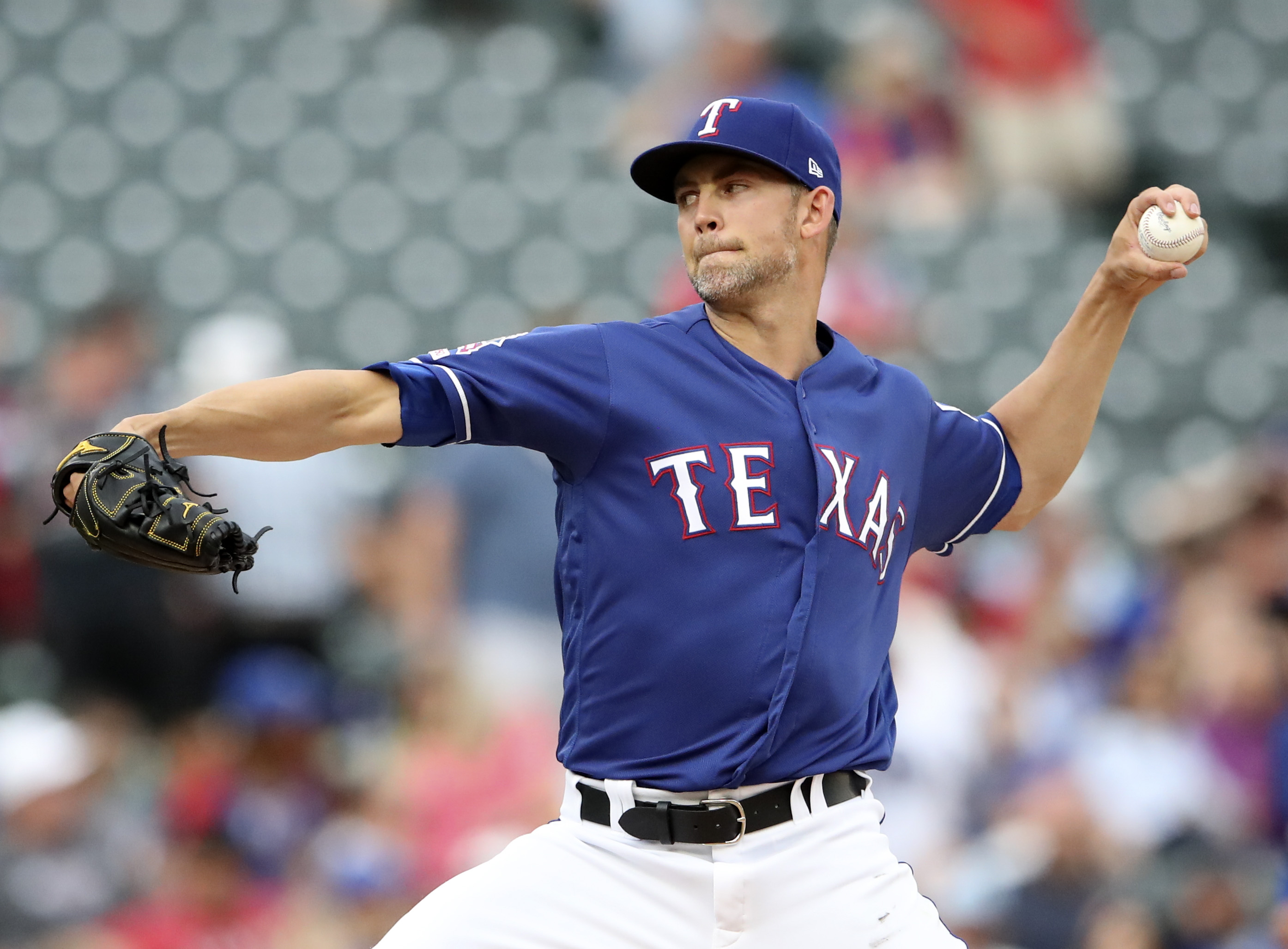 Mike Minor: A Perfect Reunion