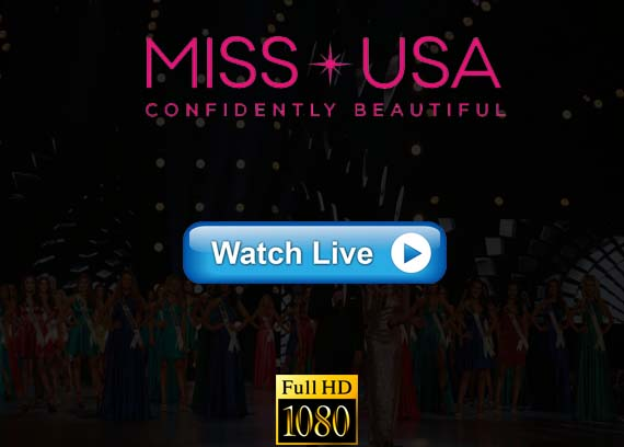 Miss USA 2019 live online channels