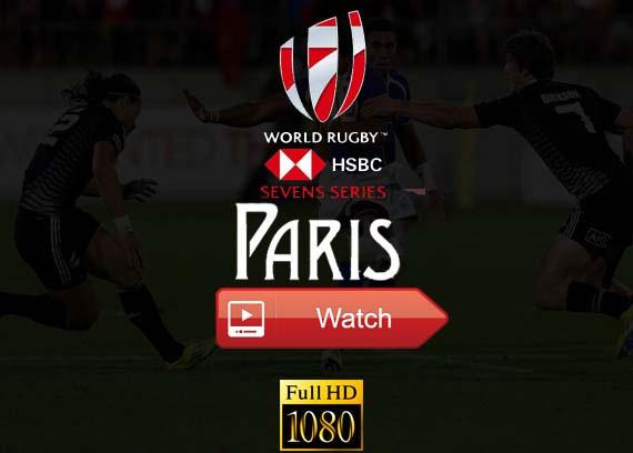 Paris Sevens live stream