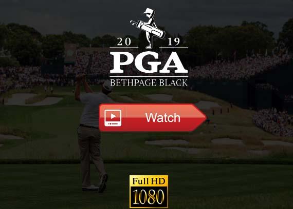 PGA Championship 2019 live stream online watch