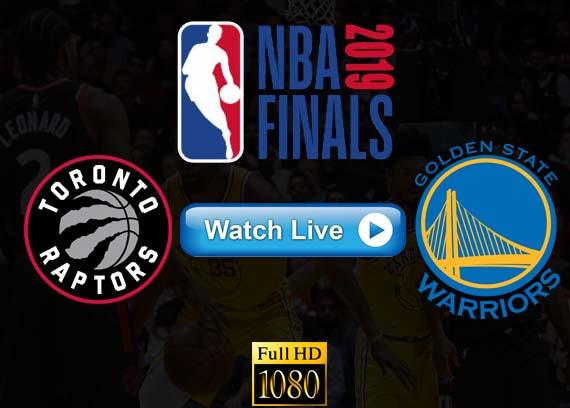 Raptors vs Warriors live stream reddit guide
