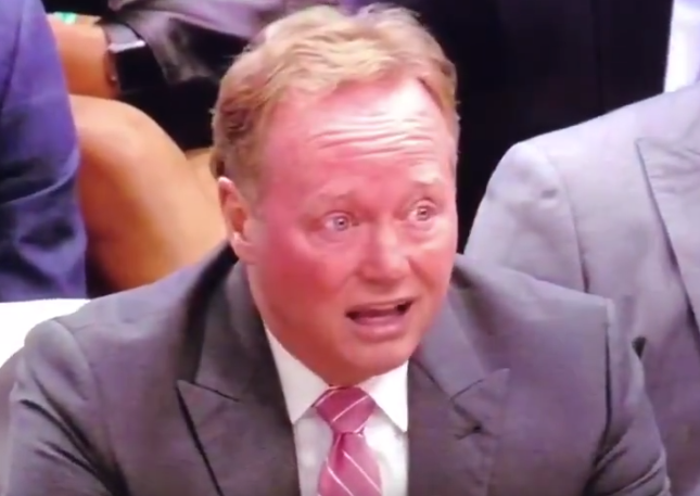 Look: Mike Budenholzer's reaction to Bucks' loss to Raptors sparks memes