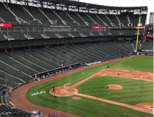 Look: Virtually no one showed up to White Sox-Royals game at Guaranteed Rate Field
