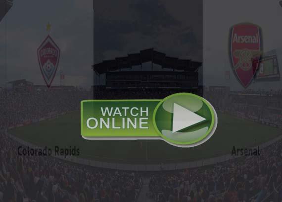 Colorado vs Arsenal Live Stream