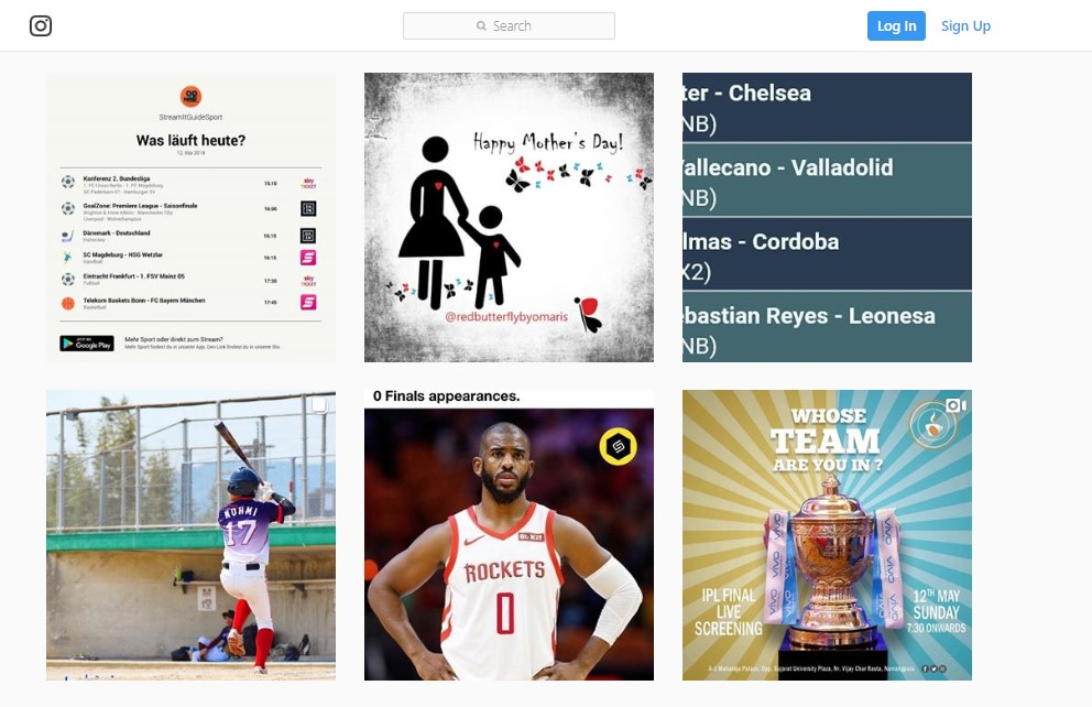 Using the Advantages of Instagram When Starting A Sports Career