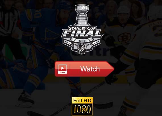Stanley Cup Finals 2019 live online options