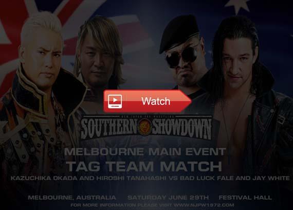 Super Showdown live stream