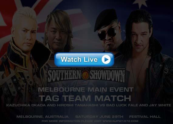 Super Showdown 2019 live streaming