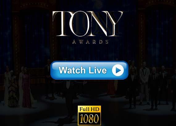 Tony Awards live stream reddit