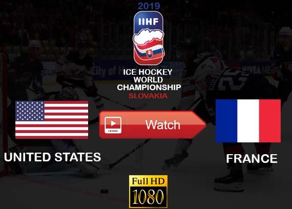 United States vs France live stream