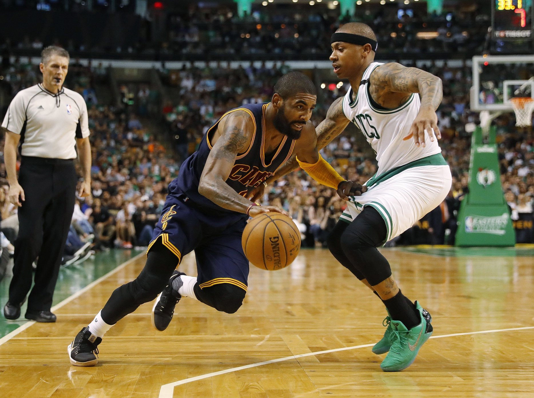 Your Morning Dump... Where Dan Gilbert thinks the Cavs killed it in the Kyrie trade
