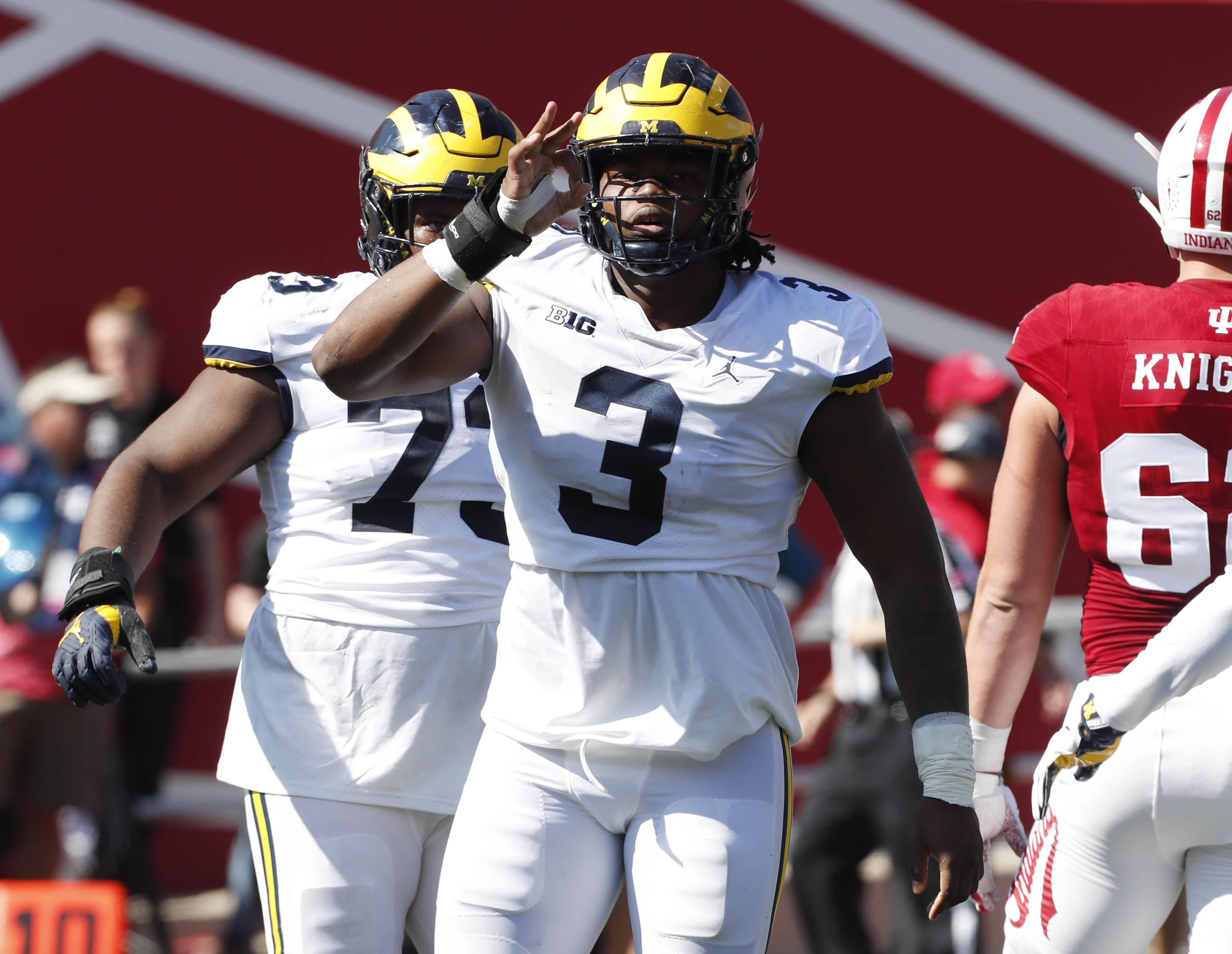 Rashan Gary Excited for his Packers Career to Get Started