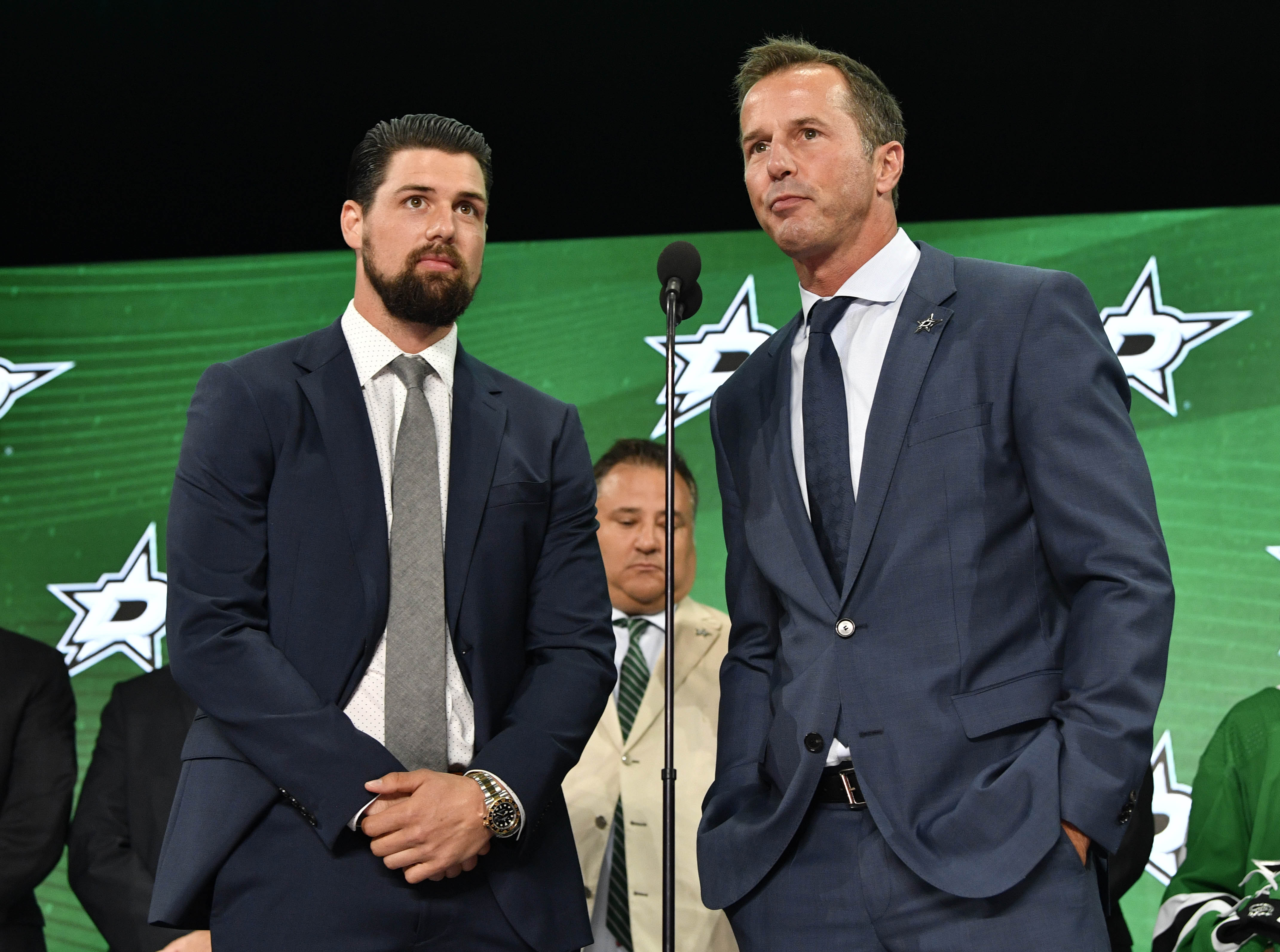 Wild Hire Mike Modano, and Swing and Miss on a Phil Kessel Trade