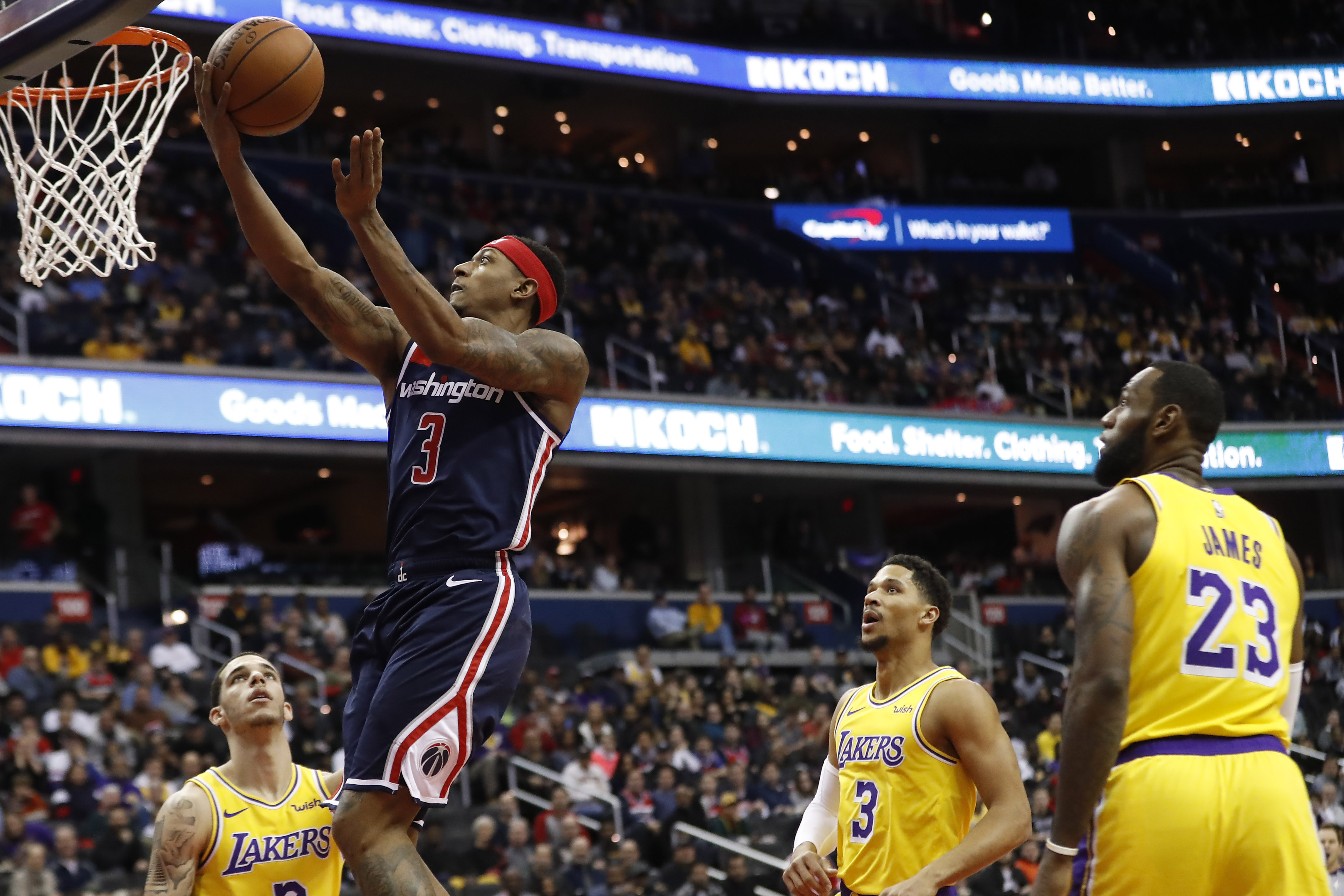 NBA trade rumors: Lakers interested in Bradley Beal, Kyle Lowry