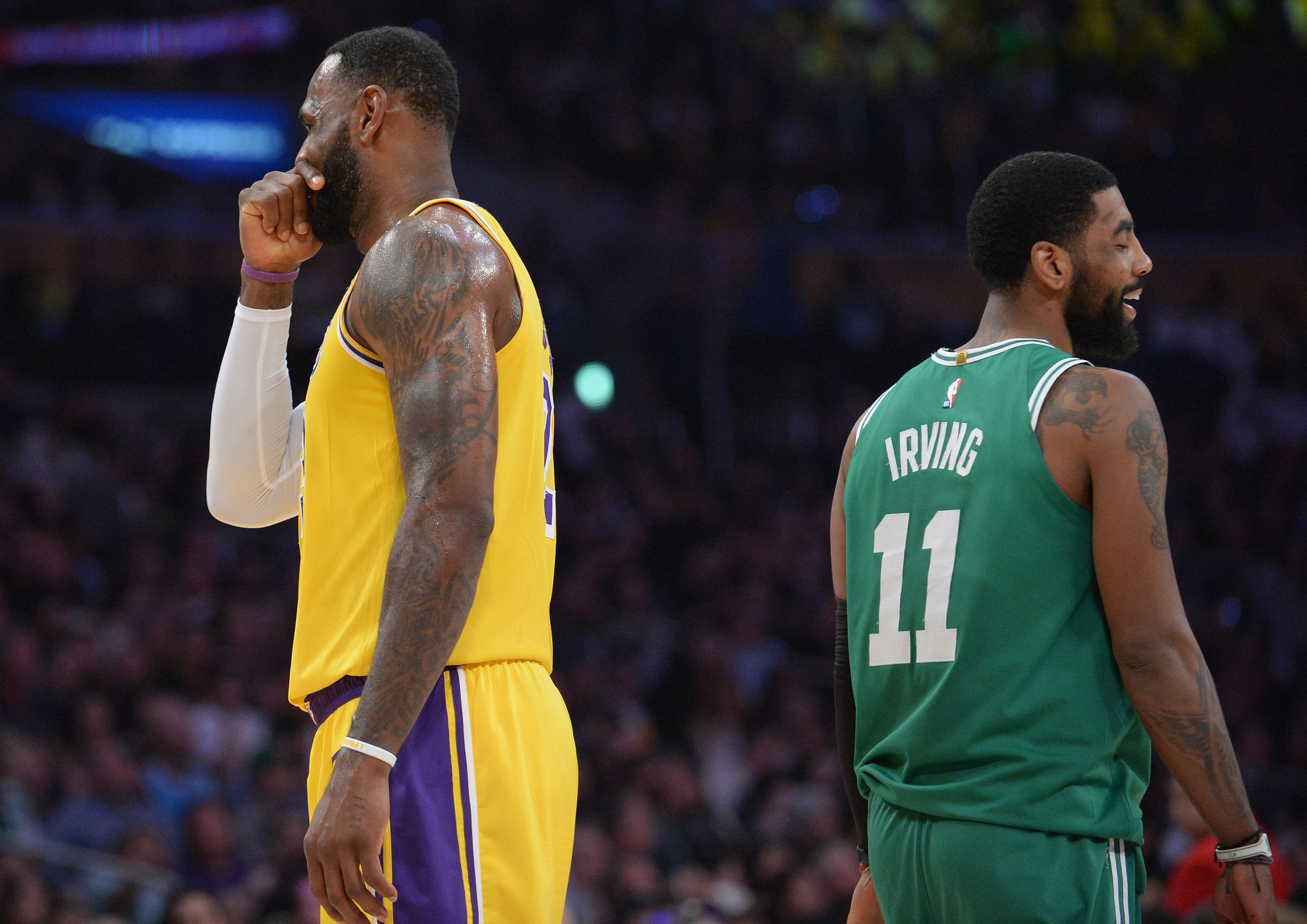 Your Morning Dump... Where we ponder Kyrie teaming up with LeBron