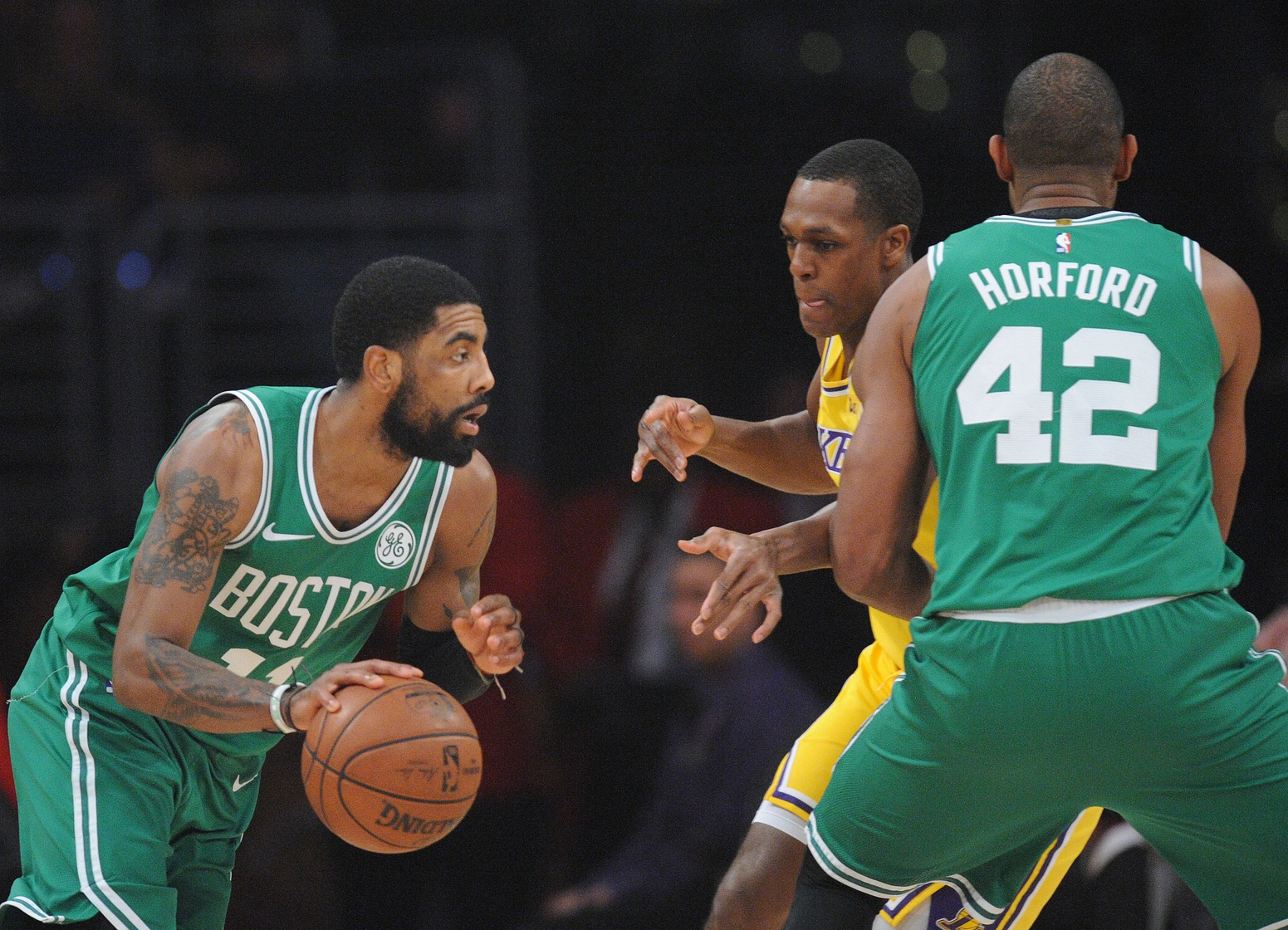 Your Morning Dump... Where Horford seeks a team friendly deal and the Kyrie rumors are flying