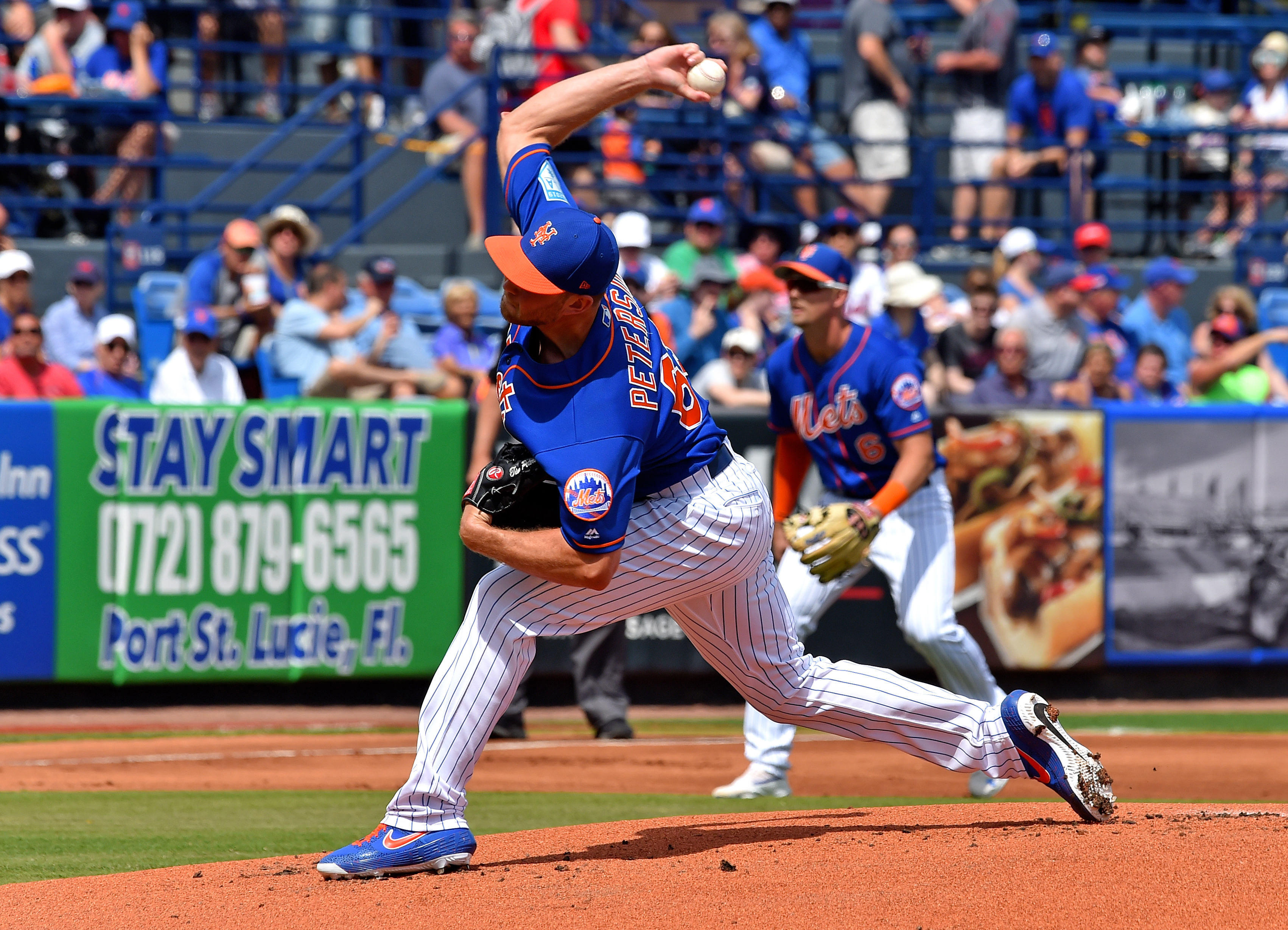 Minor League Mondays: David Peterson is heating up at Binghamton