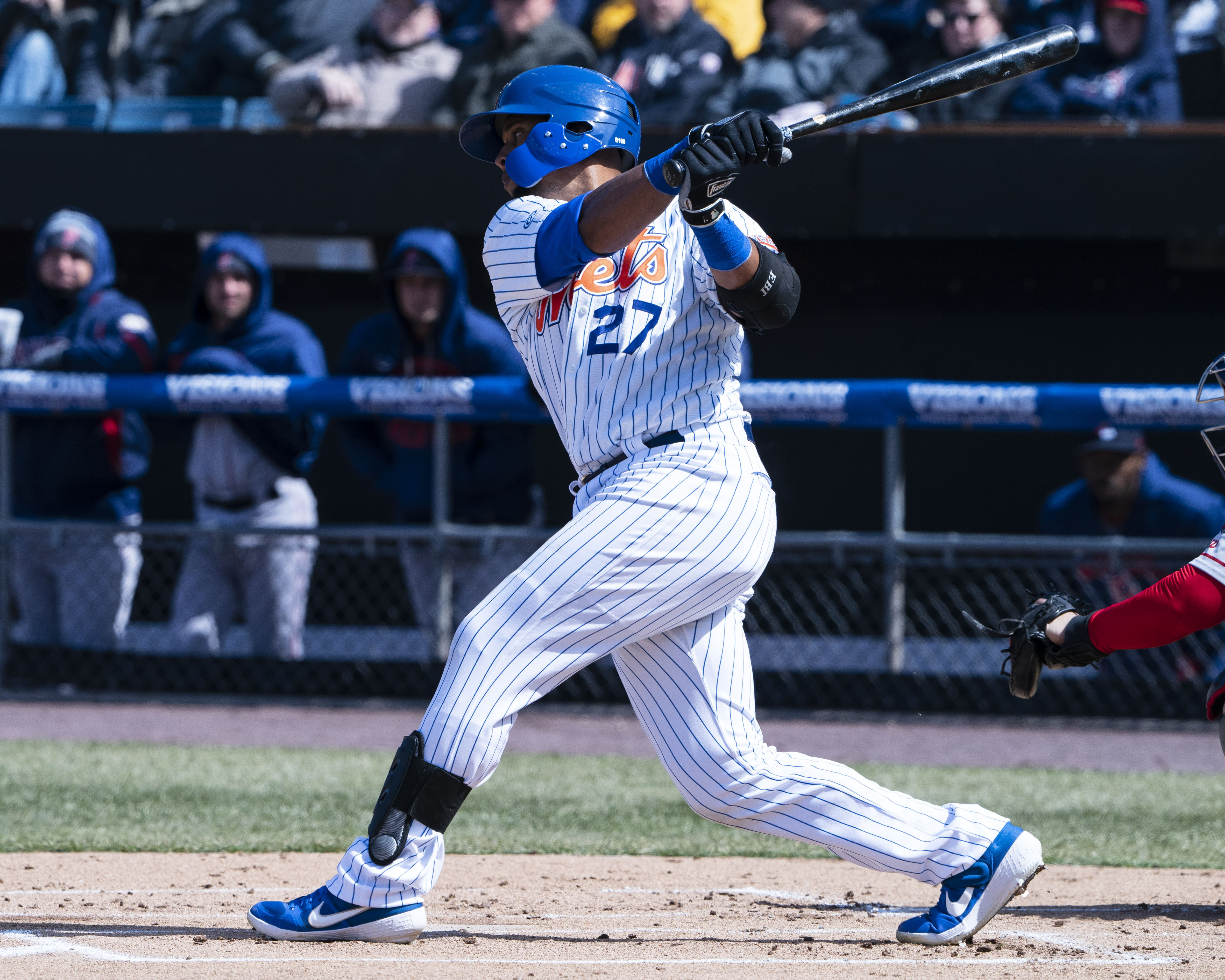 Carlos Gomez is on his way to big league roster