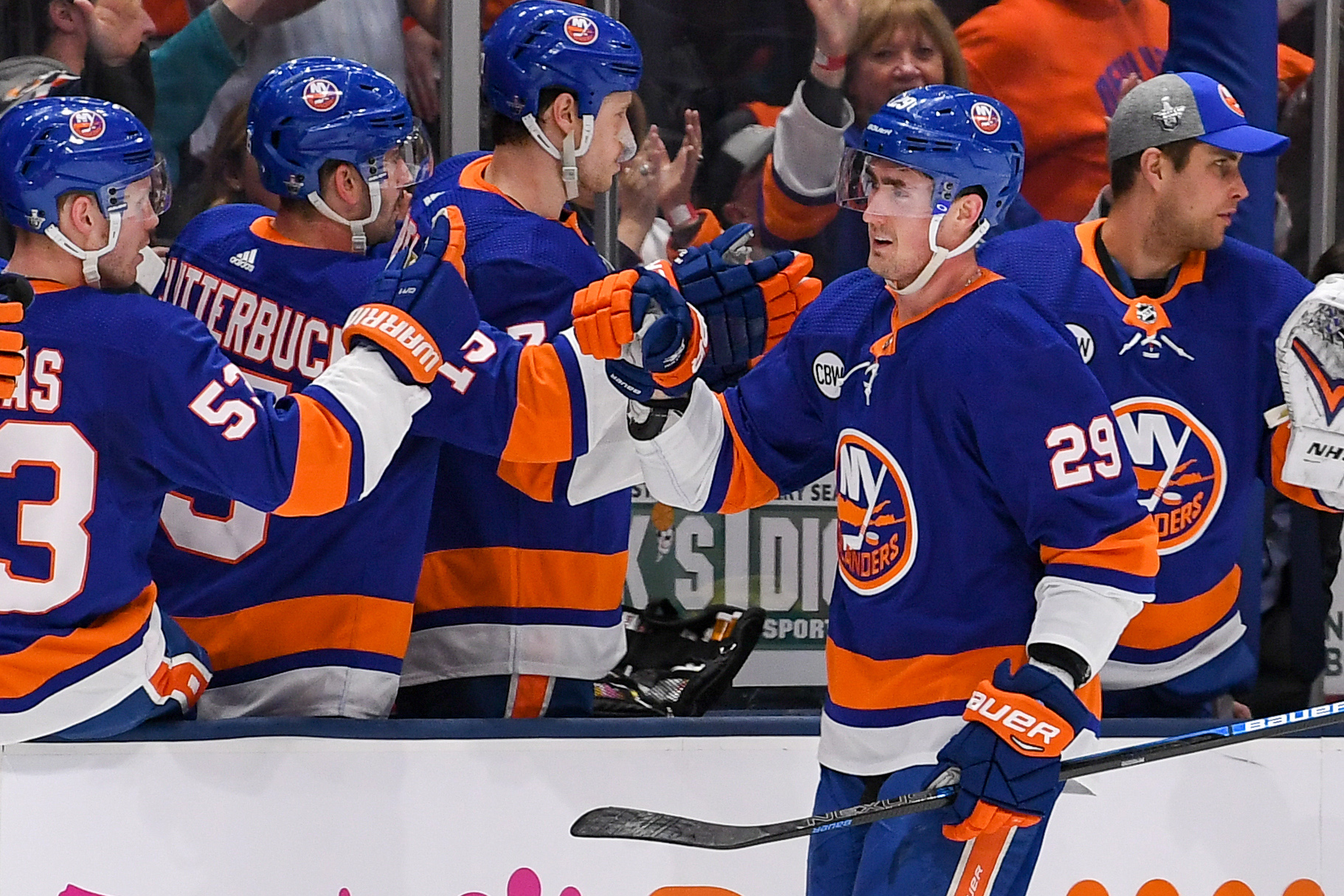 Isles sign Brock Nelson to six-year contract extension
