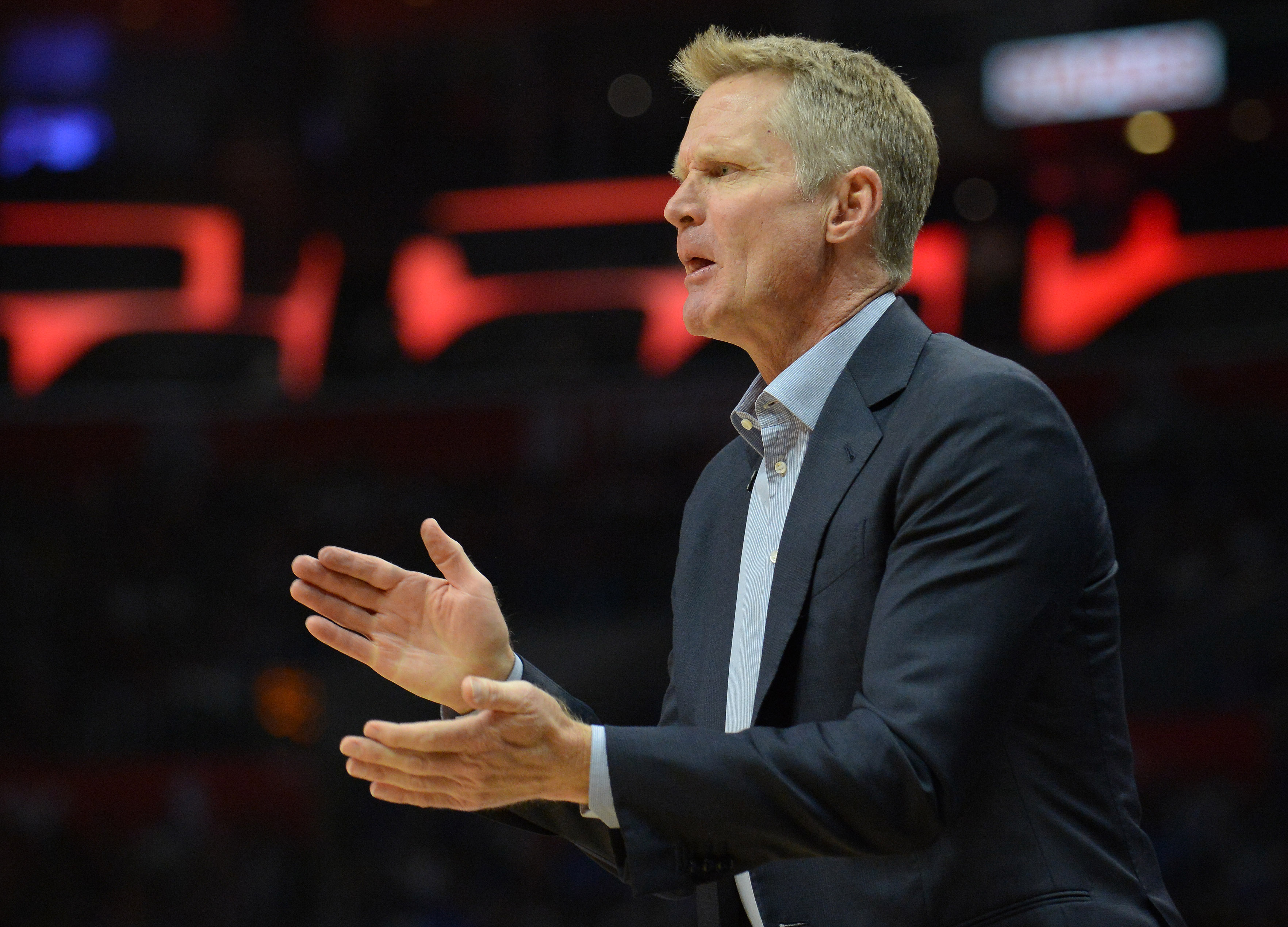 Steve Kerr likens Rockets' Game 3 approach to 'Game of Thrones'