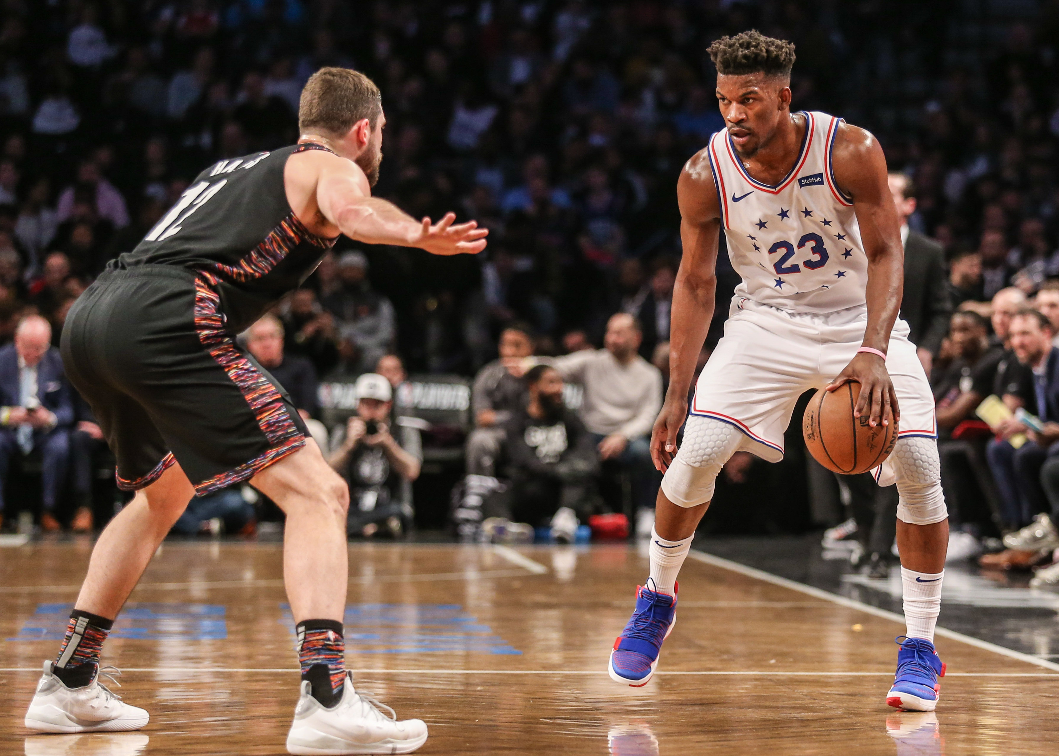 NBA rumors: Nets have 'real shot' to land Jimmy Butler in free agency